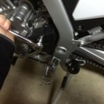 CRF250L 13T Sprocket Install